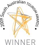 2008 South Australian Tourism Awards - Winner