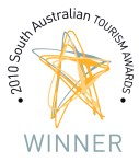2008 South Australian Tourism Awards - Winner