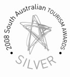 2008 South Australian Tourism Awards - Silver