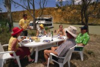 Eat right on the Banks of the River Murray