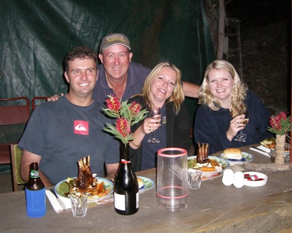 Big Bend by Night Dinner Tours