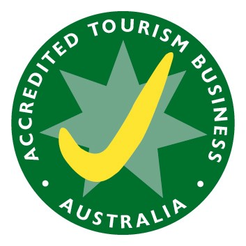 Accredited Tourism Business: Your assurance of quality, reliability and professionalism... Find Out More...